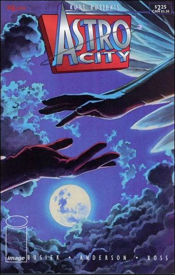 Kurt Busiek's Astro City (1995) 6-A by Image