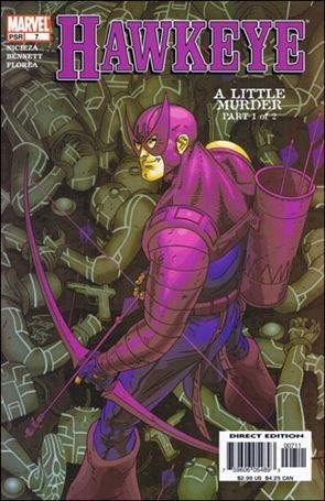 Hawkeye (2003) 7-A