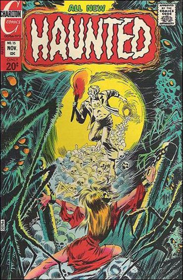 Haunted (1971) 15-A by Charlton