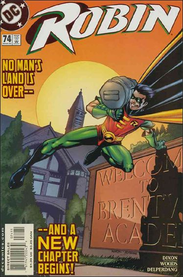 Robin (1993) 74-A by DC