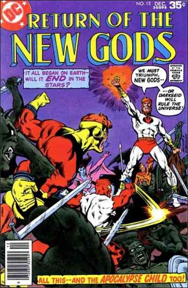 New Gods (1971) 15-A by DC