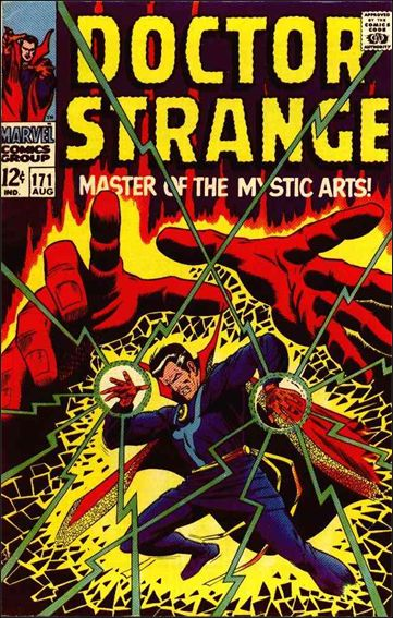 Doctor Strange (1968) 171-A by Marvel