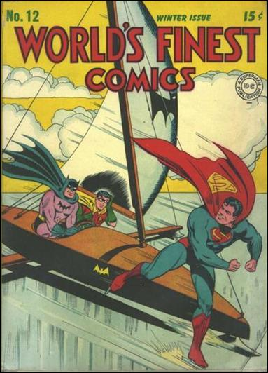 World's Finest Comics 12-A by DC