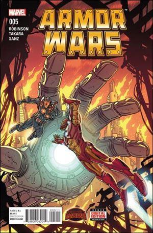 Armor Wars 5-A
