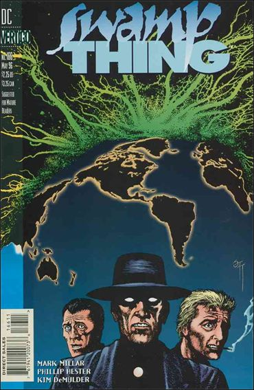 Swamp Thing (1986) 166-A by Vertigo