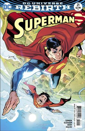 Superman (2016) 21-B