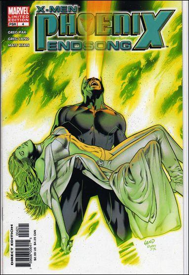 X-Men: Phoenix - Endsong 4-B by Marvel