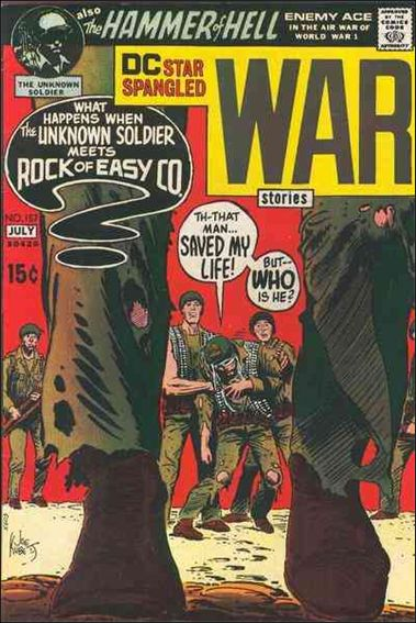 Star Spangled War Stories (1952) 157-A by DC