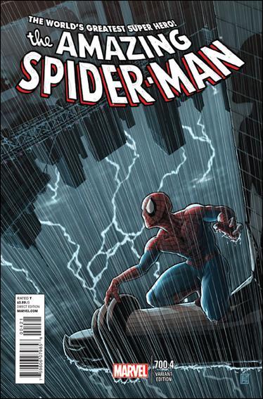 Amazing Spider-Man (1963) 700.4-B by Marvel