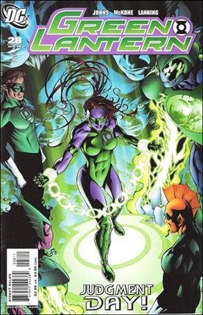 Green Lantern (2005) 28-A