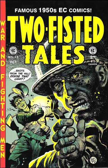Two-Fisted Tales (1992) 13-A by RCP