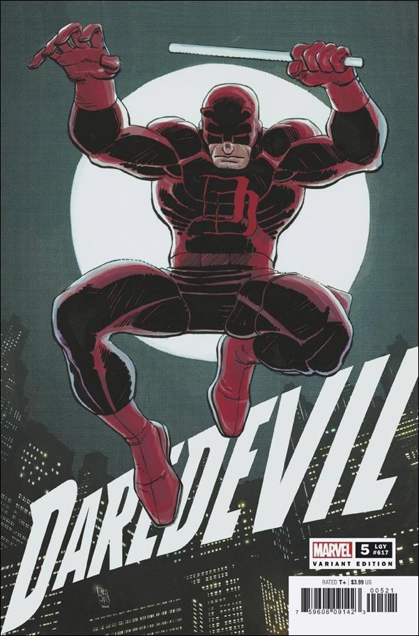 Daredevil (2019) 5-B by Marvel