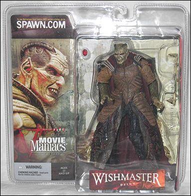 Movie Maniacs (Series 5) Djinn (Wishmaster) by McFarlane Toys