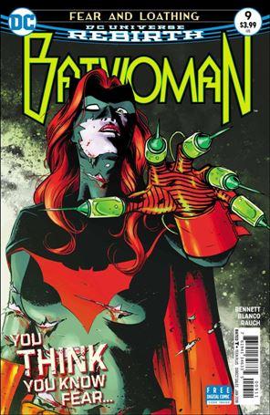 Batwoman (2017) 9-A