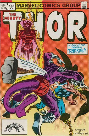 Thor (1966) 325-A by Marvel