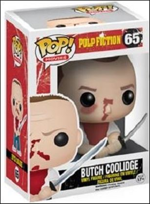 POP! Movies Butch Coolidge