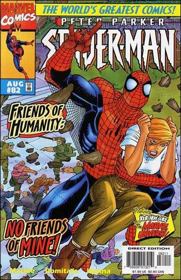 Spider-Man (1990) 82-A by Marvel