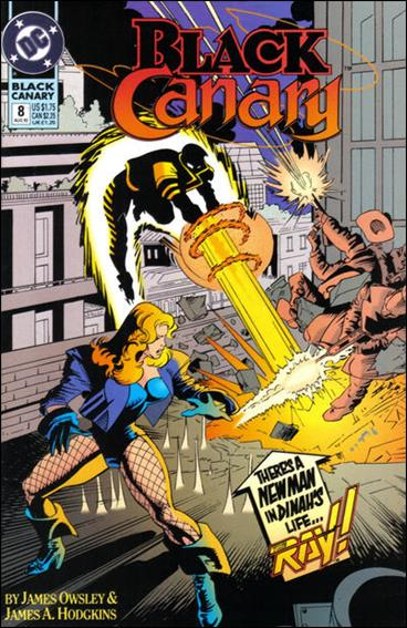 Black Canary (1993) 8-A by DC