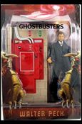 Ghostbusters: Movie Masters Walter Peck (with Containment Unit)