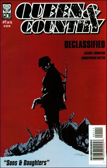 Queen & Country: Declassified (2005/06) 1-A by Oni Press