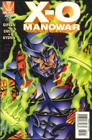 X-O Manowar (1992) 62-A