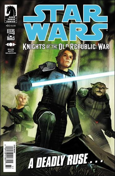 Star Wars: Knights of the Old Republic - War 3-A by Dark Horse