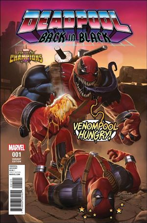 Deadpool: Back in Black 1-C