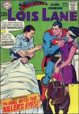 Superman's Girl Friend Lois Lane 88-A by DC