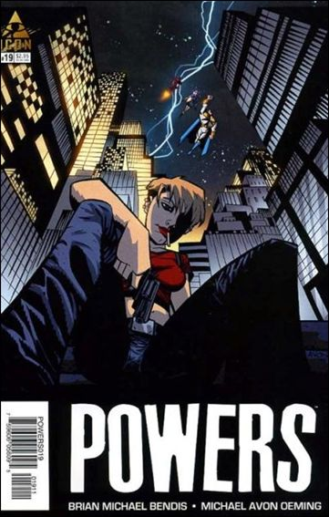 Powers (2004) 19-A by Icon