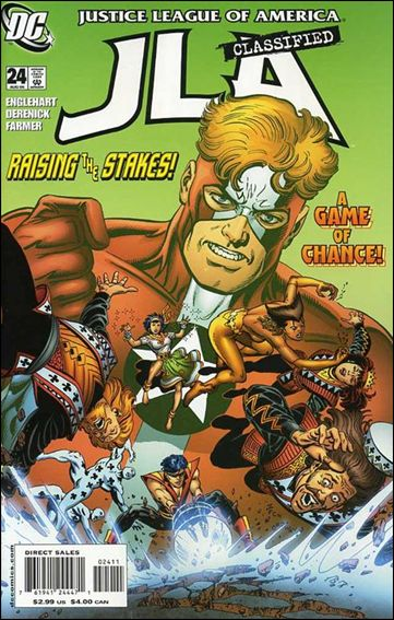 JLA: Classified 24-A by DC