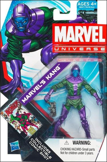 Marvel Universe (Series 4) Marvel's Kang by Hasbro