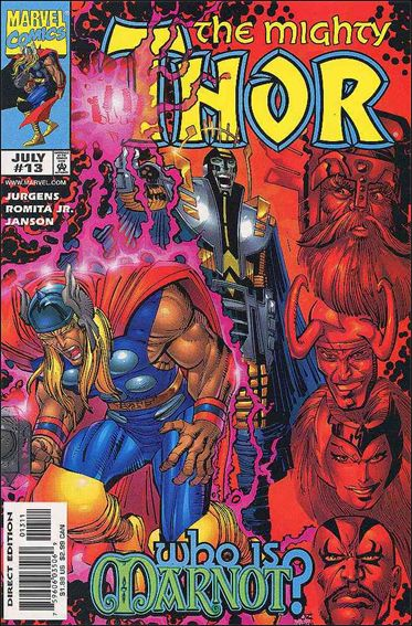 Thor (1998) 13-A by Marvel
