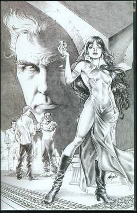 Vampirella Quarterly 1.3-E by Harris