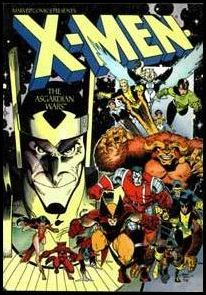 X-Men: The Asgardian Wars 1-A by Marvel