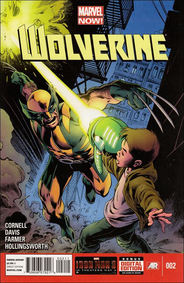 Wolverine (2013) 2-A by Marvel