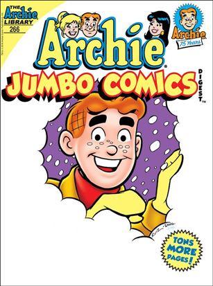 Archie (Comics) Double Digest 266-A