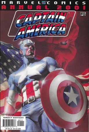 Captain America Annual 2001-A