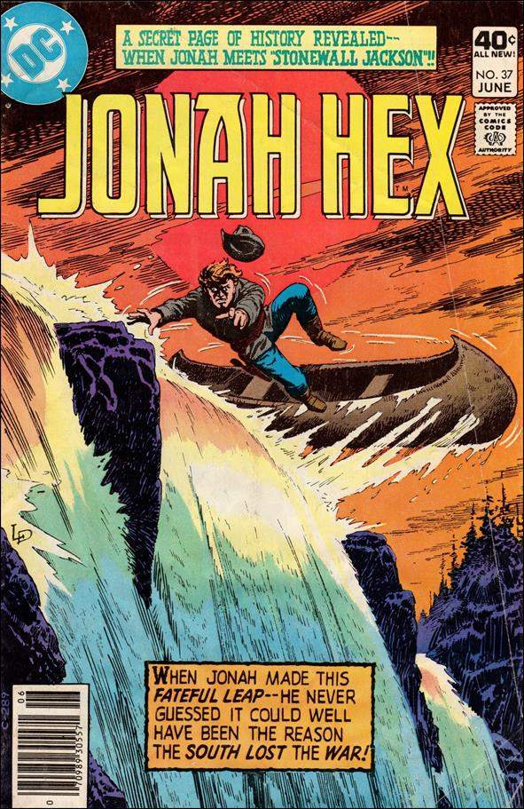 Jonah Hex (1977) 37-A by DC