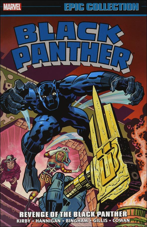 Black Panther: Epic Collection 2-A by Marvel