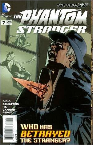 Phantom Stranger (2012) 7-A by DC