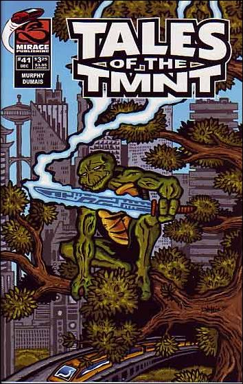 Tales of the TMNT 41-A by Mirage