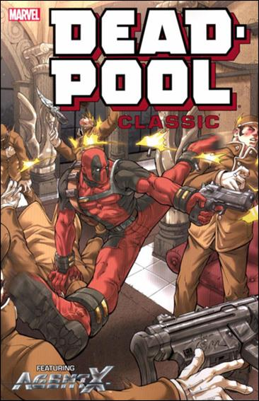 Deadpool Classic 9-A by Marvel