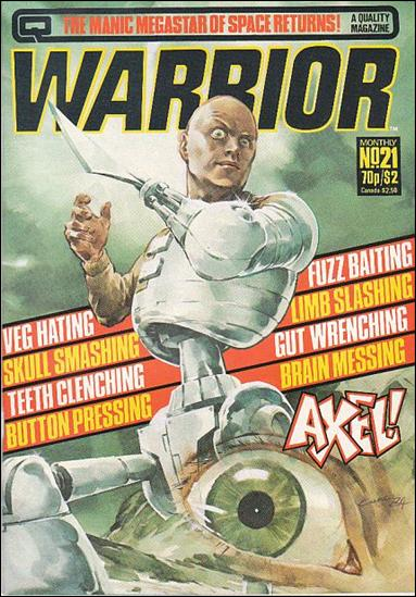 Warrior (UK) 21-A by Quality Communications