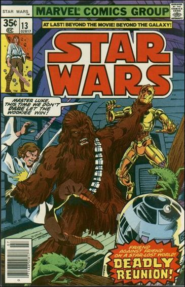 Star Wars (1977) 13-A by Marvel