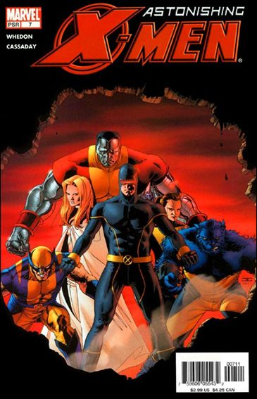 Astonishing X-Men (2004) 7-A by Marvel