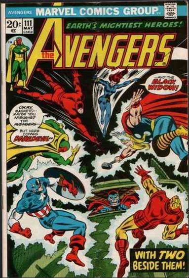 Avengers (1963) 111-A by Marvel