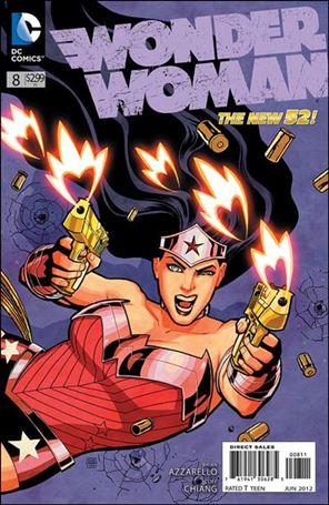 Wonder Woman (2011) 8-A