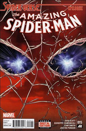 Amazing Spider-Man (2014) 15-A