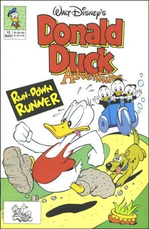 Walt Disney's Donald Duck Adventures (1990) 10-A