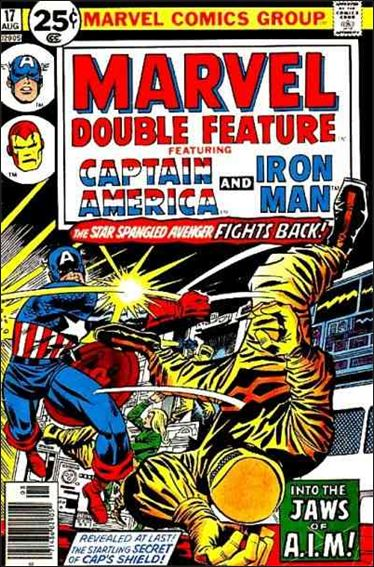 Marvel Double Feature 17-A by Marvel